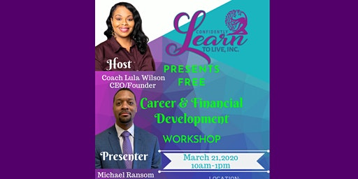 Career and Financial Workshop