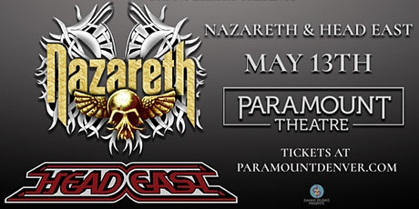 Nazareth/Head East tickets