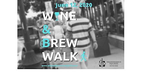 Wine & Brew Walk on the Square | 2020