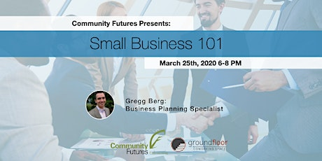 Small Business 101 tickets