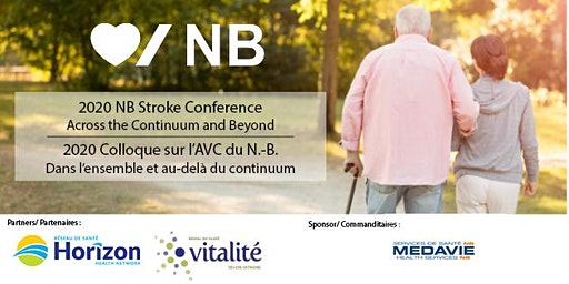 NB Stroke Conference / Colloque sur l'AVC du N.-B.