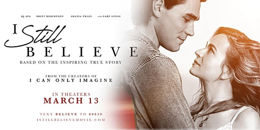 "WGRC Screening of ""I Still Believe"""