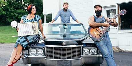 The Reverend Peyton's Big Damn Band tickets