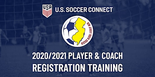 Connect Roadshow - 2020/2021 Player & Coach Registration  (West Orange)