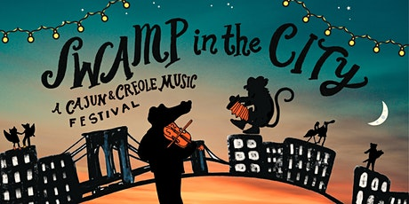 Swamp in the City - A Cajun/Creole Music Festival tickets