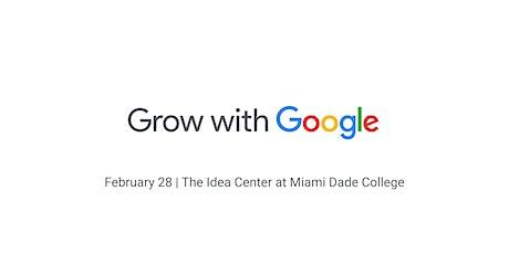Learn Digital Skills with Google tickets