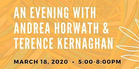 An Evening with Andrea Horwath & Terence Kernaghan tickets