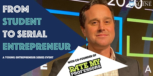 From Student to Serial Entrepreneur: Co-Founder of RateMyProfessor.com