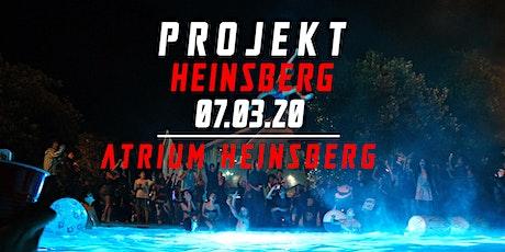 Projekt Heinsberg Tickets