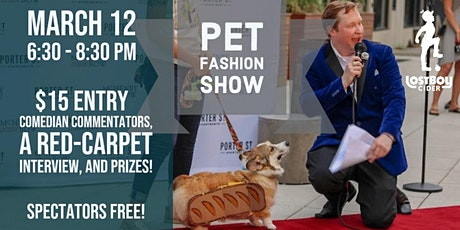 Pet Fashion Show tickets