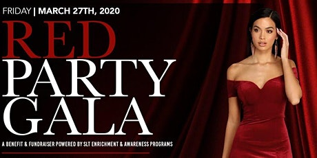 Red Party Gala: Benefit and Fundraiser tickets