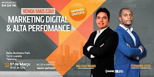 Palestra: Venda Mais com Marketing Digital e Alta Performance