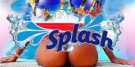 Splash tickets