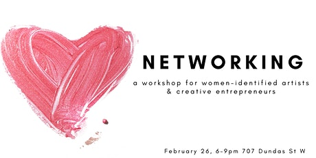 Networking + Workshop Session tickets