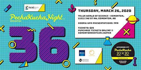 Pecha Kucha Night 36 (PKN 36) tickets