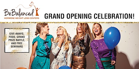 BeBalanced Hormone Weight Loss Centers, West Chester GRAND OPENING!! tickets