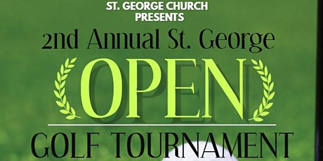 2nd Annual St. George Open Golf Tournament tickets