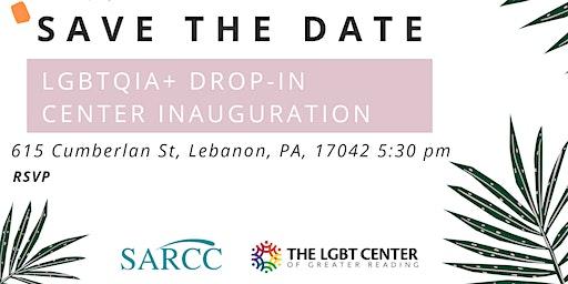 LGBTQIA+ Drop-In Center Inauguration