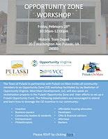 Pulaski Opportunity Zone Workshop