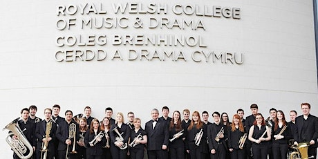 Lunchtime Concert - Royal Welsh College of Music and Drama Brass Band tickets