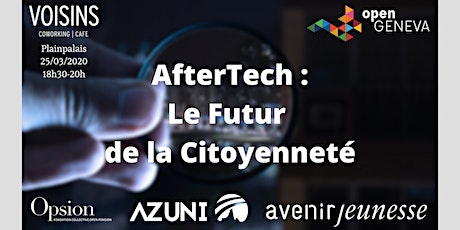 AfterTech: Le Futur de la Citoyenneté tickets