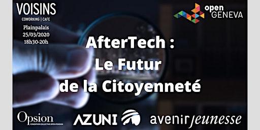 AfterTech: Le Futur de la Citoyenneté