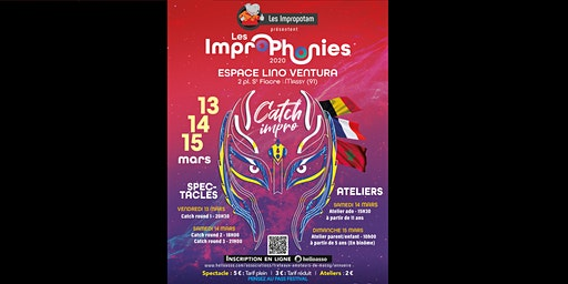 Catch d'impro: Improphonies à Massy