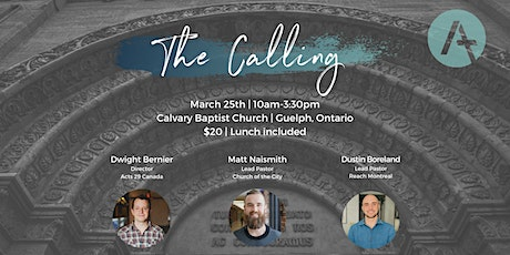 The Calling-Guelph tickets