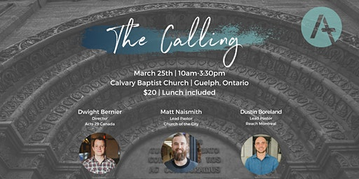 The Calling-Guelph