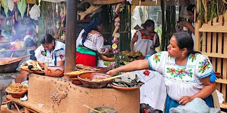 Cocineras tradicionales de Michoacán boletos