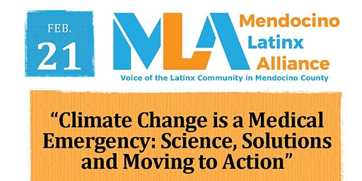 8th Luncheon - Climate Change is a Medical Emergency