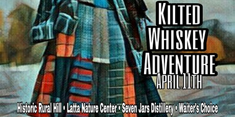Kilted Whiskey Adventure & Dinner tickets