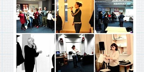 Jazz DramVocals Workshop in The Hague  ♥ billets