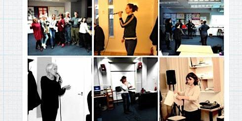 Jazz DramVocals Workshop in The Hague  ♥