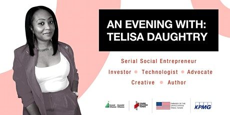An Evening with TeLisa Daughtry, Founder, Investor & Creative from NYC tickets