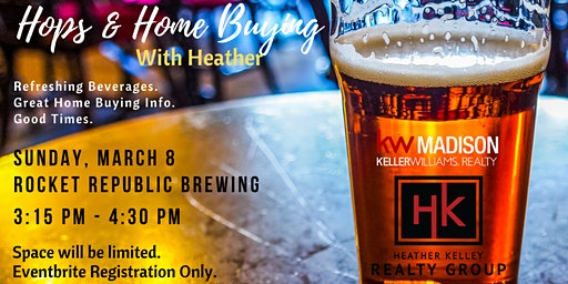 Hops & Home Buying with Heather