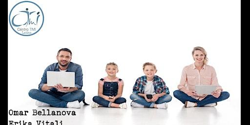 Touch. Il tocco di essere genitore nell'era digitale