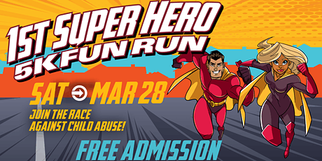 Superhero Fun Run tickets