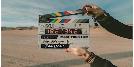 Make Your Film - V8 tickets