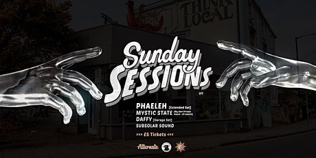Sunday Sessions #4 - Phaeleh, Mystic State (LP Launch), Daffy tickets