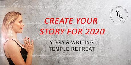 WRITING TEMPLE RETREAT | Yoga & Journalling | Urban Edition Tickets