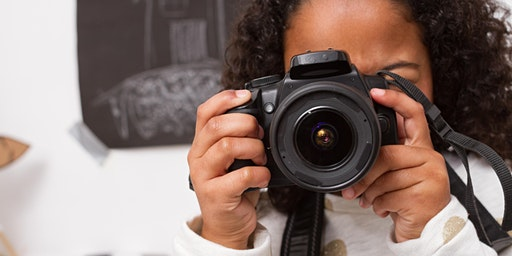 Photography: 4th-6th Grades