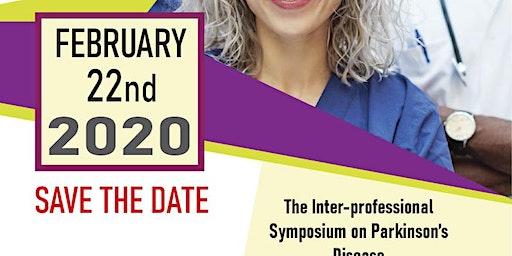 The Inter-Professional Health Symposium on Parkinson's Disease