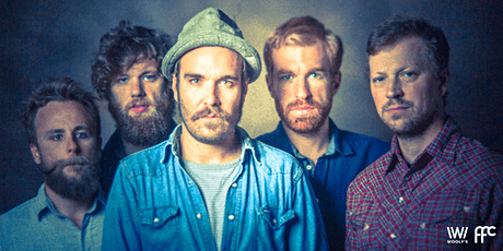 """RESCHEDULED: Red Wanting Blue - """"Ghost Stories and Campfire Songs"""" tickets"""