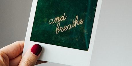 Breathwork Workshop - APRIL 1 tickets