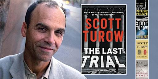 An Evening with Author Scott Turow