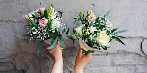 131 Le Fleur   Tiny Bouquet Workshop   March 2020