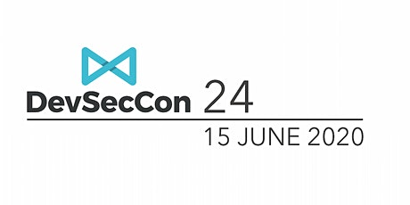 DevSecCon24 - virtual conference tickets