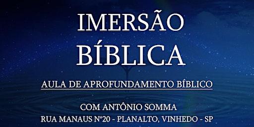 Aula de Aprofundamento Bíblico