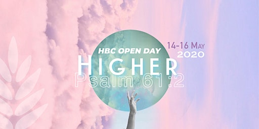 HIGHER: HBC Open Day 2020